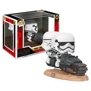 Funko Pop van First Order Thread Speeder uit Star Wars 320