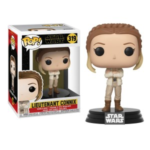 Funko Pop van Lieutenant Connix uit Star Wars 319