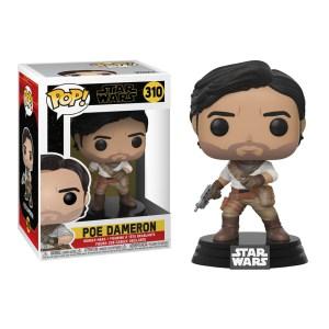 Funko Pop van Poe Dameron uit Star Wars 310