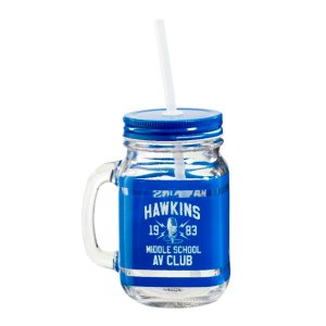 Funko Stranger Things Jar: Hawkins Middle School AV Club