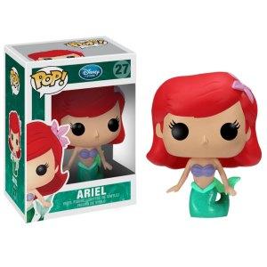 Funko Pop van Ariel uit The Little Mermaid 27