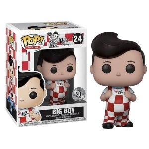 FunkoPop van Big Boy van Bob's Big Boys 24