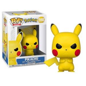 Funko Pop van Grumpy Pikachu uit Pokemon 598
