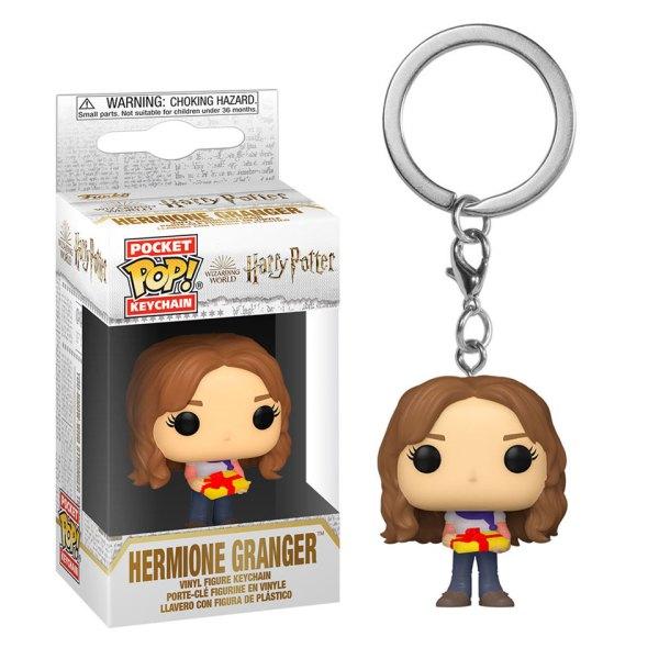 Funko Pocket Pop Keychain van Hermione Granger uit Harry Potter