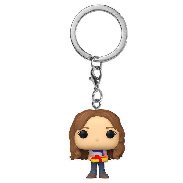 Funko Pocket Pop Keychain van Hermione Granger uit Harry Potter Unboxed