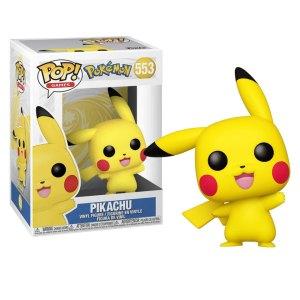 Funko Pop van Pikachu uit Pokemon 553