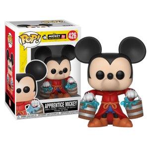 Funko Pop van Apprentice Mickey van Mickey Mouse 426