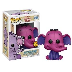 Chase Funko Pop van Heffalump uit Winnie The Pooh