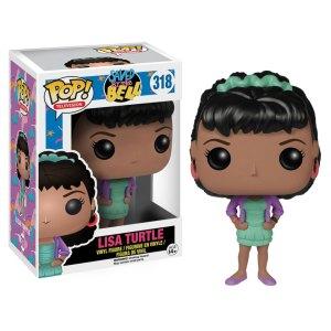 Funko Pop van Lisa Turtle uit Saved By The Bell 318