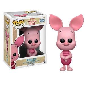 Funko Pop van Piglet uit Winnie the Pooh 253