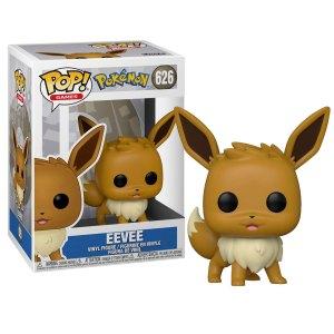 Funko Pop van Eevee (Standing) uit Pokemon 626
