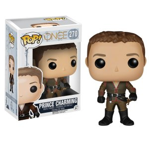 Funko Pop van Prince Charming uit Once Upon A Time 270