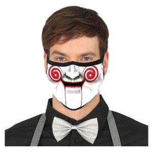 Gezichtsmasker van Saw Facemask