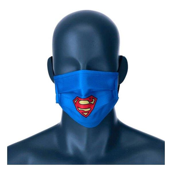 Gezichtsmasker van Superman Facemask