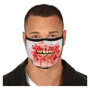 Gezichtsmasker van Zombie Facemask