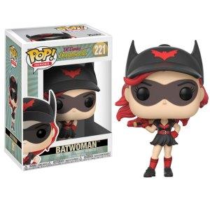 Funko Pop van Batwoman uit DC Comics Bombshells 221