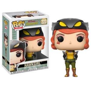 Funko Pop van Hawkgirl uit DC Comics Bombshells 223