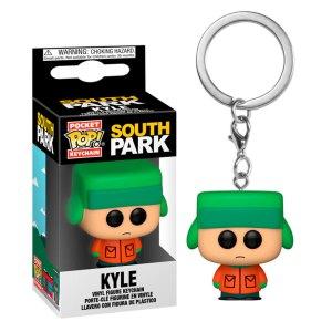 Funko Pocket Pop van Kyle uit South Park