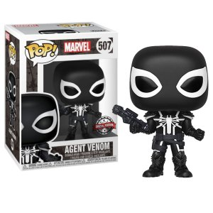 Funko Pop van Agent Venom uit Marvel 507