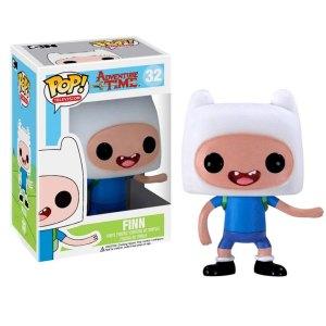 Funko Pop van Finn uit Adventure Time 32