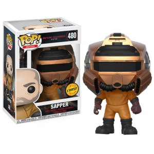 Chase Funko Pop van Sapper uit Blade Runner 2045 480