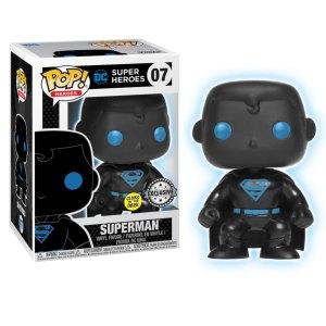 Funko Pop van Superman (GITD) uit Super Heroes 07