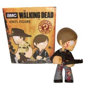 Funko Mystery Mini Series 2 van Daryl Dixon (Bloody) uit The Walking Dead