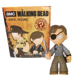 Funko Mystery Mini Series 2 van The Governor uit The Walking Dead