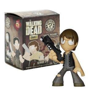 Funko Mystery Mini Series 3 van Daryl Dixon uit The Walking Dead