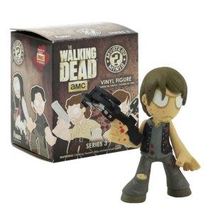 Funko Mystery Mini Series 3 van Daryl Dixon (Bloody) uit The Walking Dead