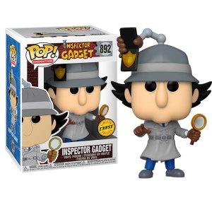 Funko Pop van Inspector Gadget uit Inspector Gadget 892 Chase