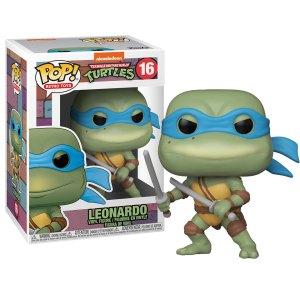 Funko Pop van Leonardo uit Teenage Mutant Ninja Turtles 16