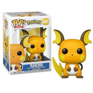 Funko Pop van Raichu uit Pokémon 645