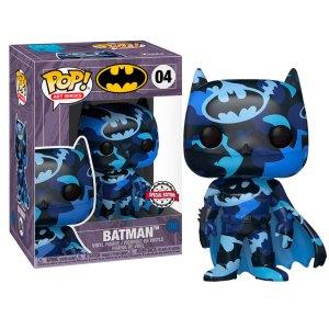 Funko Pop van Batman (Black & Navy) (Art Series) uit Batman 04