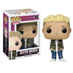 Funko Pop van Justin Bieber 56