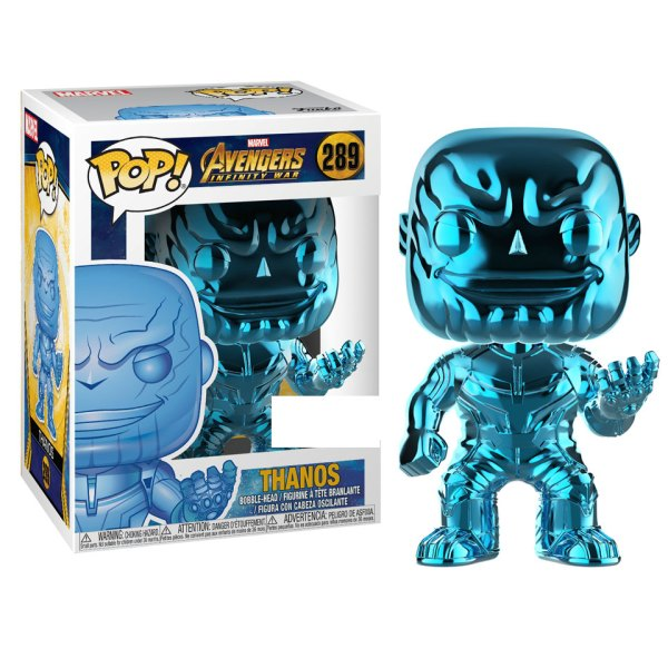 Funko Pop van Thanos (Blue) uit Marvel Avengers 289