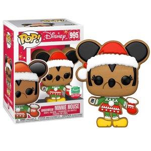 Funko Pop van Gingerbread Minnie Mouse uit Disney 995