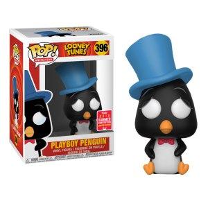 Funko Pop van Playboy Penguin uit Looney Tunes 396