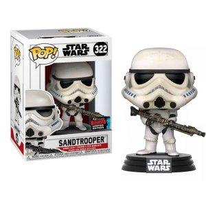 Funko Pop van Sandtrooper uit Star Wars 322