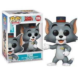 Funko Pop van Tom uit Tom & Jerry 1096