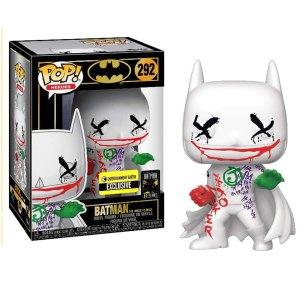 Funko Pop van Batman as Joker uit DC Batman 292