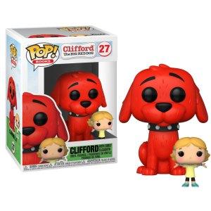 Funko Pop van Clifford with Emily Elizabeth uit Clifford the Big Red Dog 27
