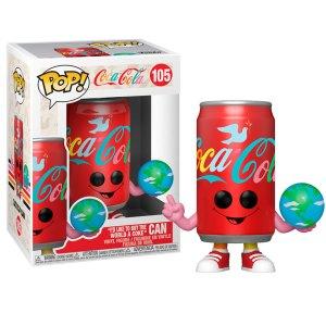 Funko Pop van I'd Like to buy the World a Coke Can 105