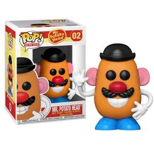 Funko Pop van Mr. Potato Head van Retro Toys 02
