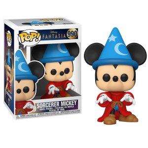 Funko Pop van Sorcerer Mickey uit Fantasia 990