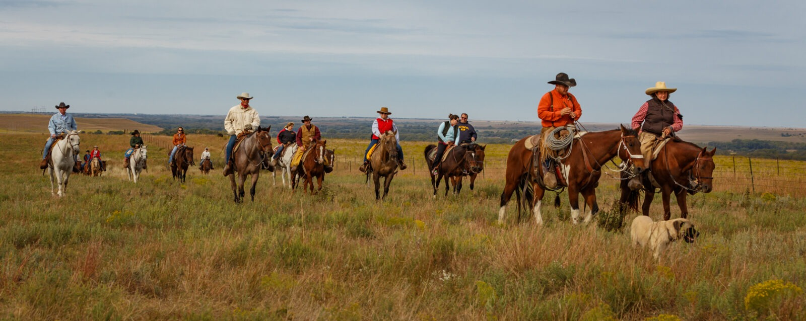 Horseback Riding Chase County Kansas Find Yourself Here