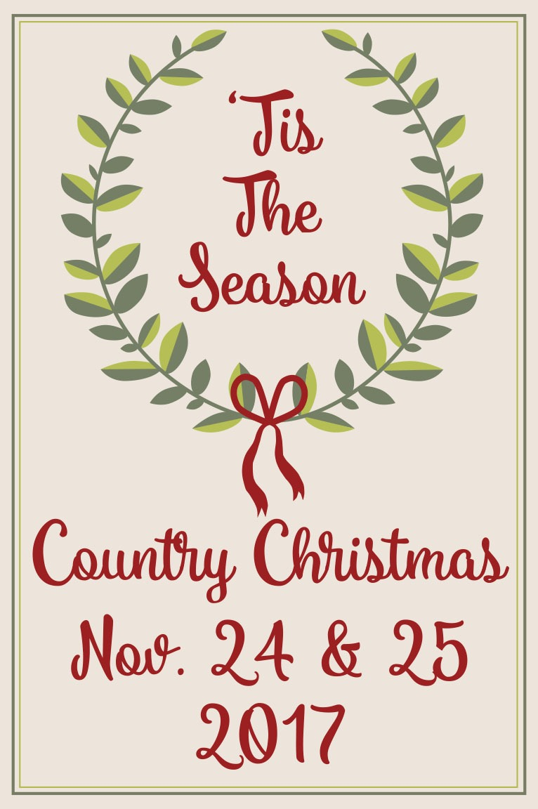 JOIN US for Chase County Country Christmas