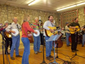 Emma Chase Music-Bluegrass Night @ Prairie PastTimes/outside near the Courthouse