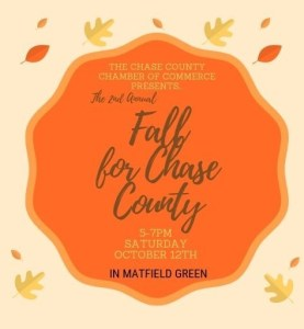 Fall for Chase County in Matfield @ Fellowship Hall of the Matfield Community Church