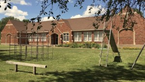 A (Matching) Benefit for The School in Matfield Green